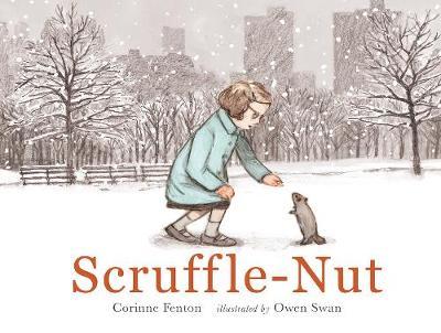 Scruffle-Nut by Corinne Fenton