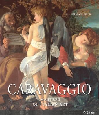 Masters of Italian Art: Caravaggio book