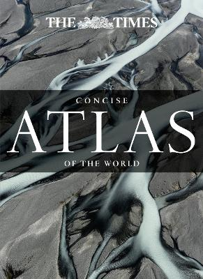 Times Concise Atlas of the World book