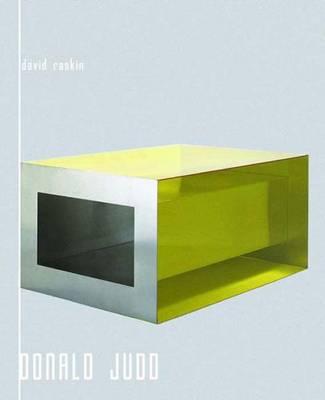 Donald Judd by David Raskin