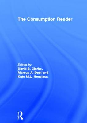 Consumption Reader book