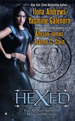 Hexed book
