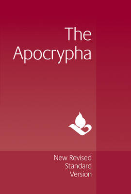 NRSV Apocrypha Text Edition NR520:A by