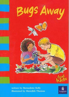 Bugs Away: Set 5 by Bernadette Kelly