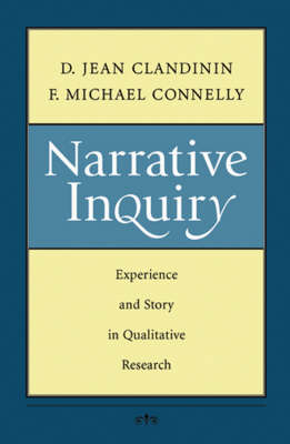 Narrative Inquiry by D. Jean Clandinin