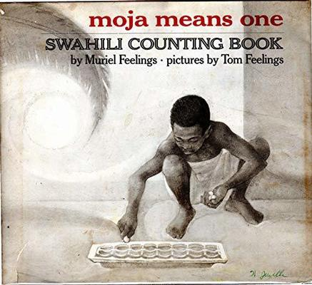 Moja Means One book