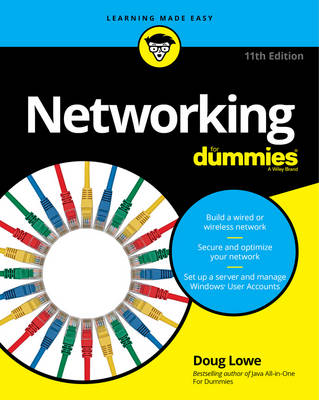 Networking for Dummies, 11th Edition by Doug Lowe