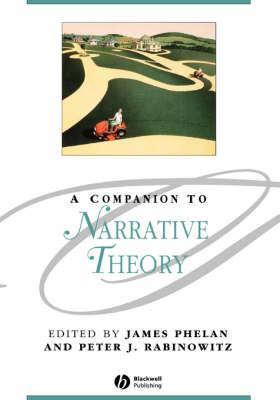 Companion to Narrative Theory book
