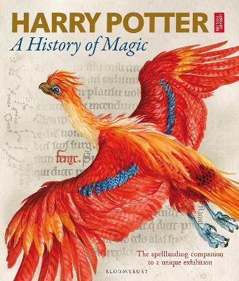 Harry Potter - A History of Magic book