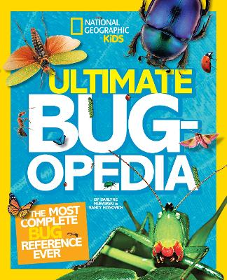 Ultimate Bugopedia by Darlyne Murawski