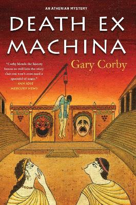 Death Ex Machina by Gary Corby