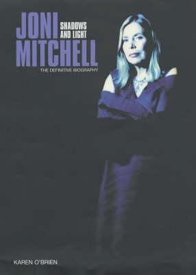 Joni Mitchell by Karen O'Brien