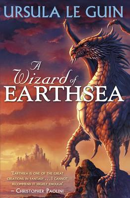 A Wizard of Earthsea book