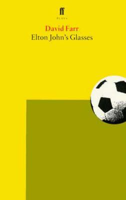 Elton John's Glasses by David Farr