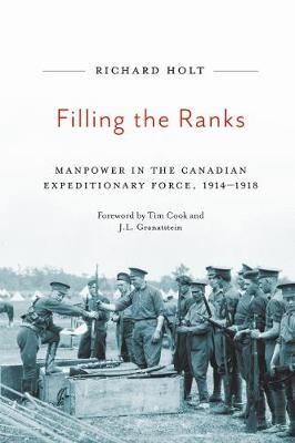 Filling the Ranks by Richard Holt