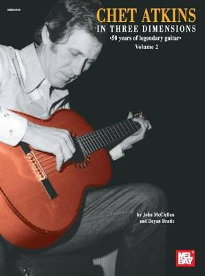 Chet Atkins in Three Dimensions Volume 2 by Chet Atkins