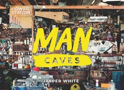 Man Caves book