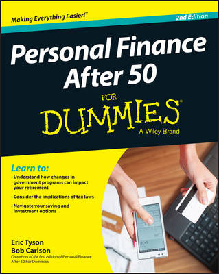 Personal Finance After 50 for Dummies, 2nd Edition by Eric Tyson