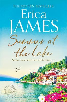 Summer at the Lake book