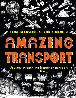 Amazeing Science: Transport by Tom Jackson