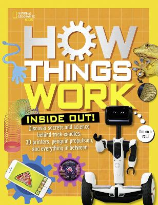 How Things Work: Inside Out book