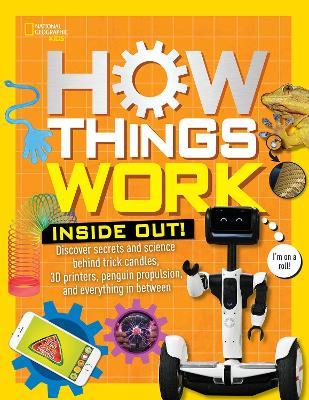 How Things Work: Inside Out by Tamara J Resler