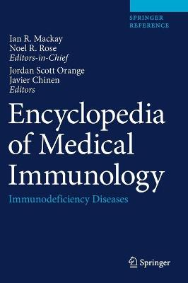 Encyclopedia of Medical Immunology book