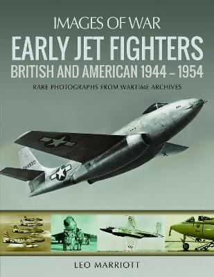 Early Jet Fighters by Leo Marriott