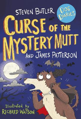 Dog Diaries: Curse of the Mystery Mutt by Steven Butler