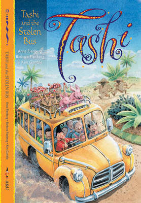 Tashi and the Stolen Bus by Anna Fienberg