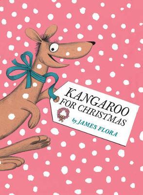 Kangaroo for Christmas by James Flora