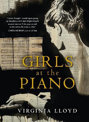 Girls at the Piano by Virginia Lloyd