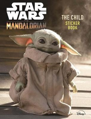 Star Wars The Mandalorian: The Child Sticker Book by Star Wars