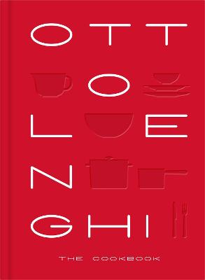 Ottolenghi: The Cookbook book
