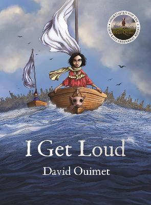 I Get Loud book