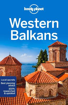 Lonely Planet Western Balkans book