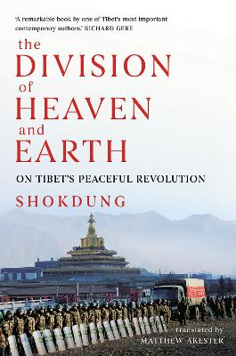 The Division of Heaven and Earth by Matthew Akester