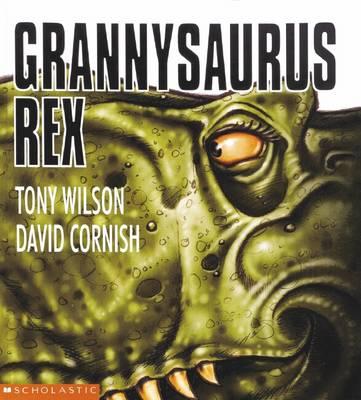 Grannysaurus Rex book
