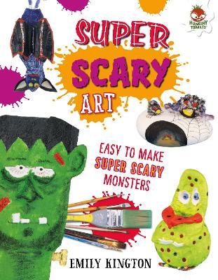 Super Scary Art - Wild Art by Emily Kington