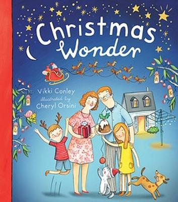 Christmas Wonder by Vikki Conley