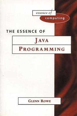 Essence of Java Programming book