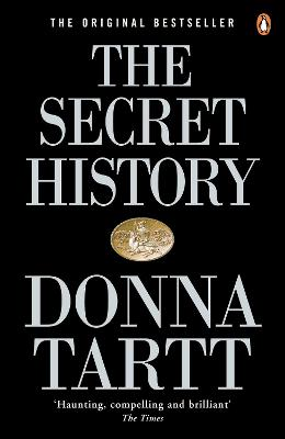 Secret History book