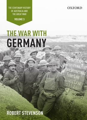 War with Germany by Robert Stevenson