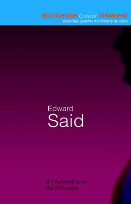 Edward Said book