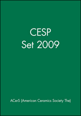 CESP Set 2009 by ACerS (American Ceramic Society)