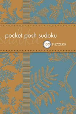 Pocket Posh Sudoku by The Puzzle Society