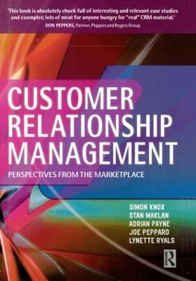 Customer Relationship Management book