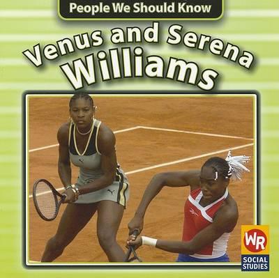 Venus and Serena Williams by Jonathan A. Brown