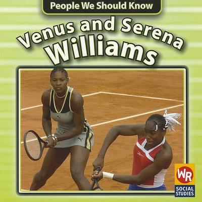Venus and Serena Williams by Jonathan A. Brown