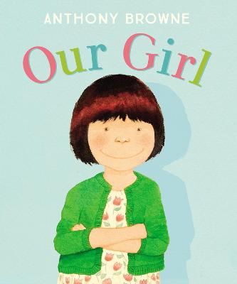 Our Girl book